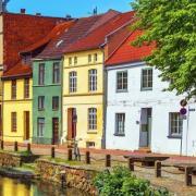 3 of 4 dagen 4*-hotel in het Noord-Duitse Wismar nabij de Oostzeekust