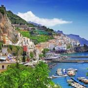 Fly & Drive prachtig Amalfi