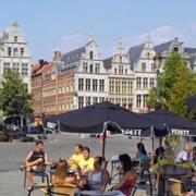 DagDeal 25 augustus - Weekend Antwerpen
