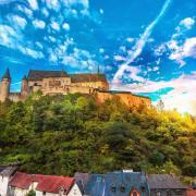 4 dagen Esch-Sur-Sûre in <b>Luxemburg</b> incl. ontbijt en 3-gangendiner