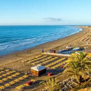 Zonnig Gran Canaria