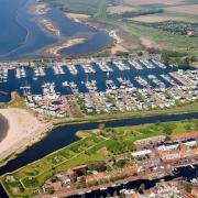 2 of 3 dagen Beach Hotel direct aan het strand in <b>Zuid-Holland</b> aan het <b>Haringvliet</b> incl. ontbijt