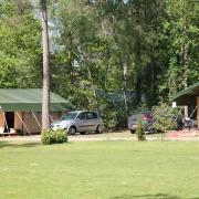 Luxe kamperen in safaritent