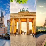 4 dagen Praag, Berlijn of Parijs