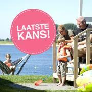 Vakantie-eiland in Gelderland