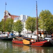 Dordrecht en de Biesbosch