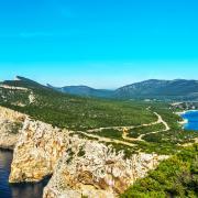 Roadtrip door Sardinië