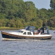 Heerlijk varen in Friesland
