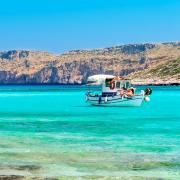 Fly & drive West-Kreta