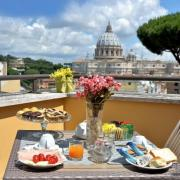 Toplocatie in Rome!