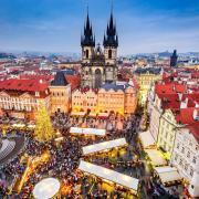 3- of 4-daagse stedentrip naar de historische stad <b>Praag</b> incl. ontbijt, vlucht en meer!